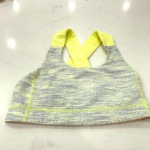 Lululemon sports/yoga bra soft and comfortable sz4